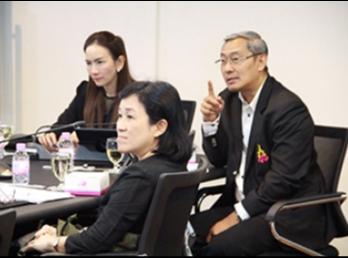 ประชุมคณะกรรมการประจำสำนักฯ ครั้งที่ 2/2560